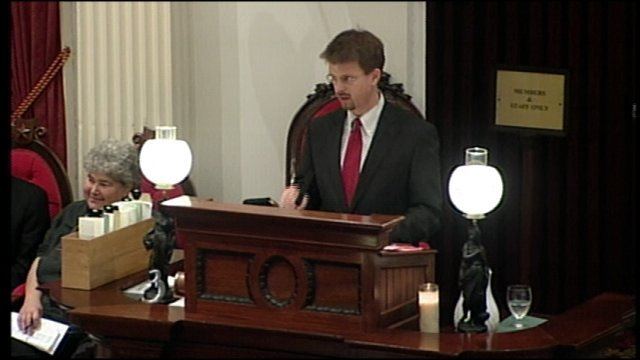 Vt. House Speaker Shap Smith