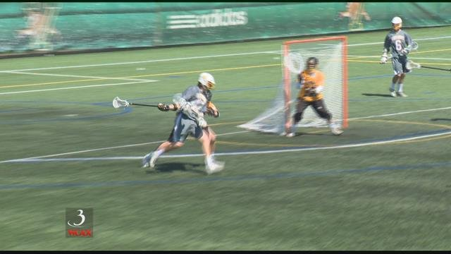 Vermont silences the Retrievers at Virtue - WCAX