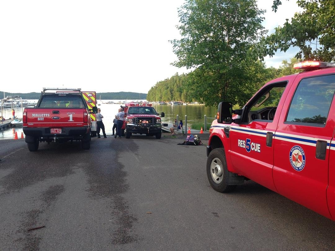 Coast Guard searching for missing man after boat collision