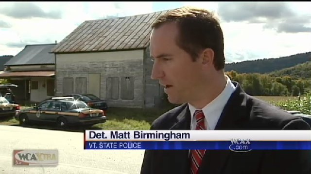 Det. Matt Birmingham