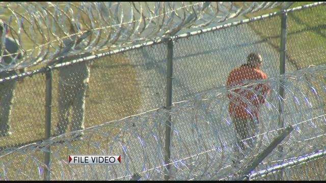 Prison guard held hostage for more than 2 hours; no injuries