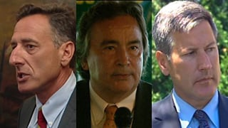 Peter Shumlin/Anthony Pollina/Brian Dubie