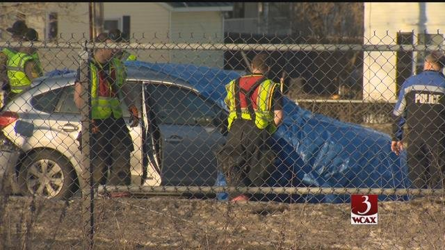 Double Fatal Crash in Barre