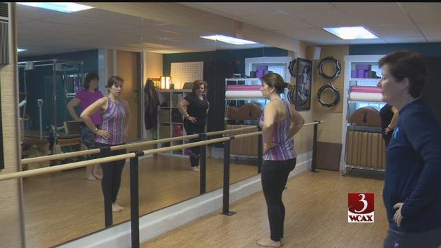 Pilates studio helps small Vt. town get healthy