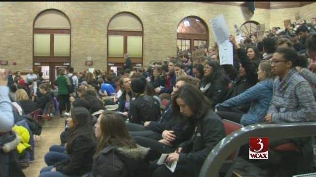 Protest at Middlebury College Over Charles Murray Event Turns Violent