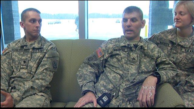 Sgt. David Schwerer & Sgt. Ed Matayka