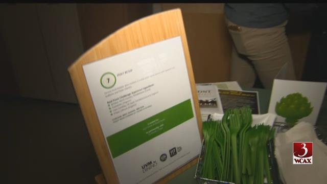 Vt. chefs battle on UVM campus