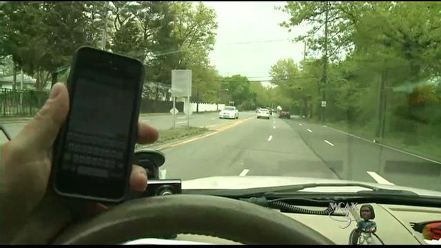 NY legislators push for a distracted driving Breathalyzer