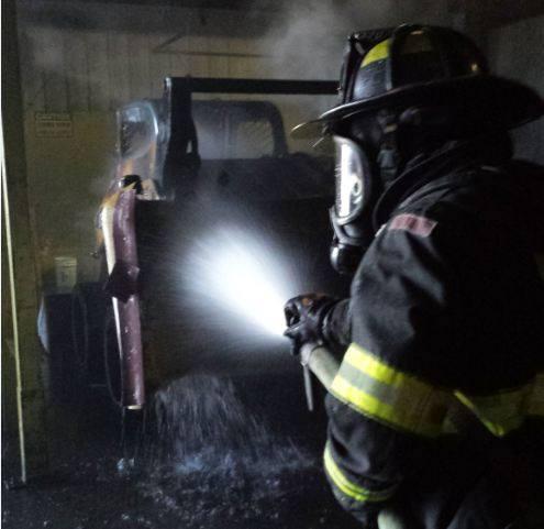 Courtesy: Williston Fire Department