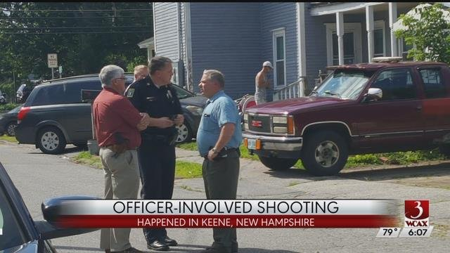 Man shot, wounded, by NH police officers during confrontation