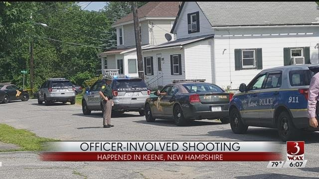 Police officers shoot man in Keene, N.H