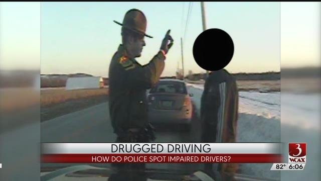 A look at efforts to catch drugged drivers in Vermont
