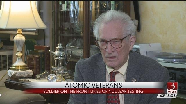 Atomic veterans fight for recognition, compensation