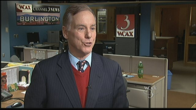 Former Vt. Gov. Howard Dean
