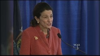 Senator Olympia Snowe