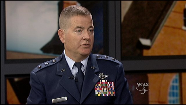 Maj. Gen. Michael Dubie - File photo