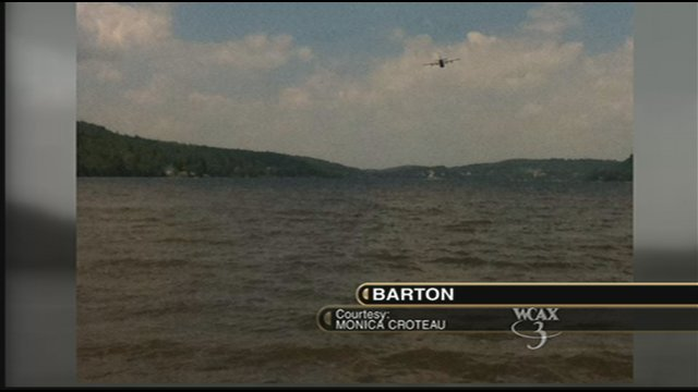 Mystery planes in Barton - Courtesy: Monica Croteau