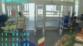 Surveillance photo from Plattsburgh Walgreens