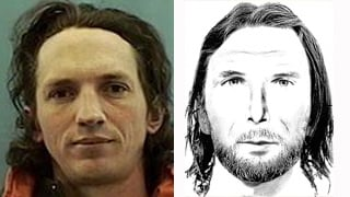 Israel Keyes and police composite sketch