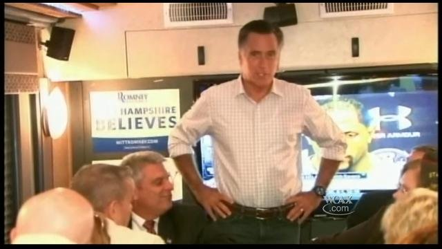 Mitt Romney - File photo