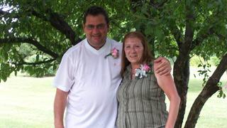 Bill and Lorraine Currier