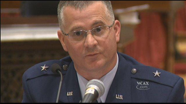 Brig. Gen. Steven Cray