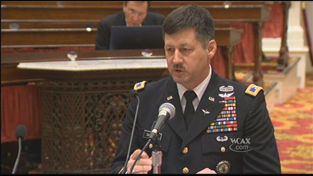 Col. Darryl Ducharme