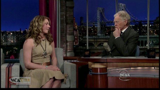 Courtesy: The Late Show with David Letterman