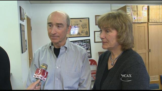 George Gross and Barbara Wilson