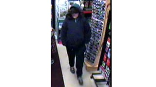 Surveillance photo from Rotary Mart
