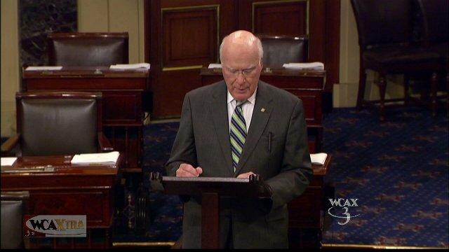 Sen. Patrick Leahy-File photo
