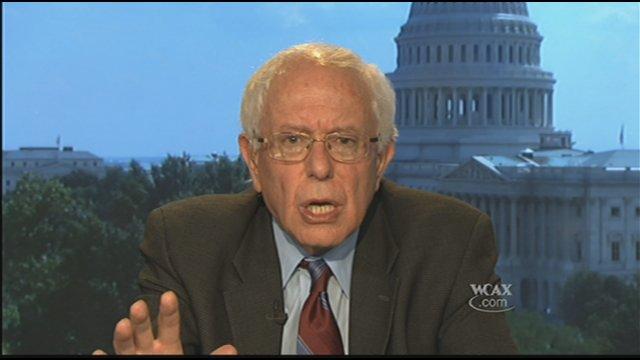 Sen. Bernie Sanders-File photo