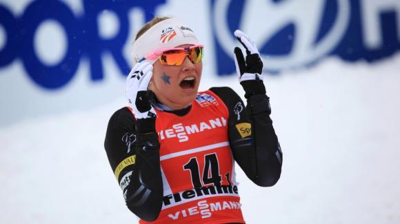 Jessie Diggins (Sarah Brunson/U.S. Ski Team)