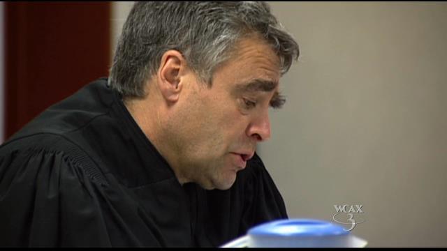 Judge Geoffrey Crawford/File
