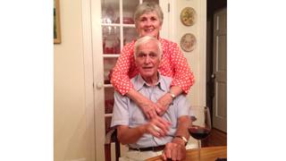 Margaret and Edmund Moran