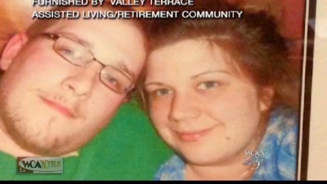 Jason Timmons and Amanda Murphy
