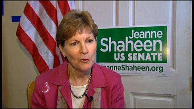 Sen. Jeanne Shaheen-File photo
