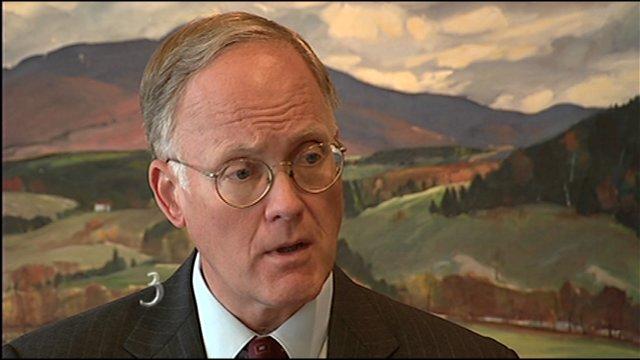 Gov. Jim Douglas