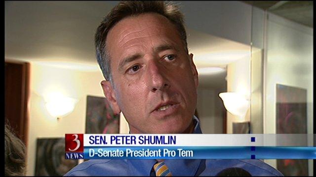 Sen. Peter Shumlin