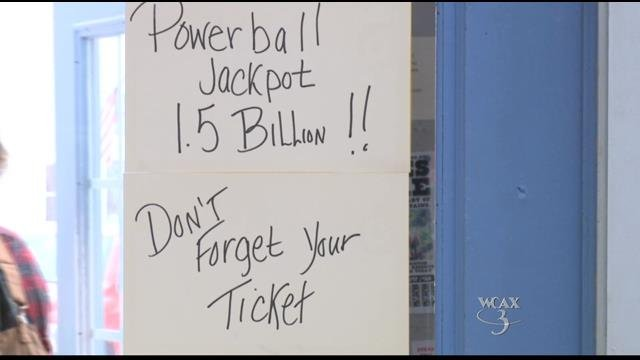 Powerball Jackpot Will Hit $2 Billion If No Winner Wednesday