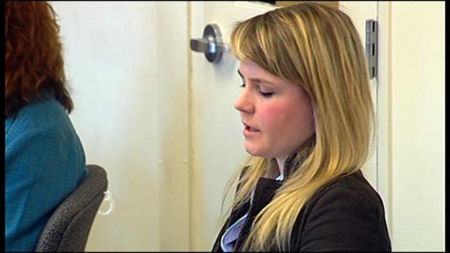 Grafton County Treasurer Vanessa Sievers