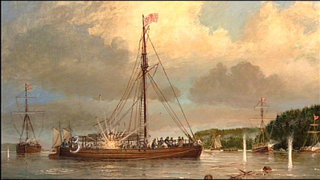 1776 shipwreck